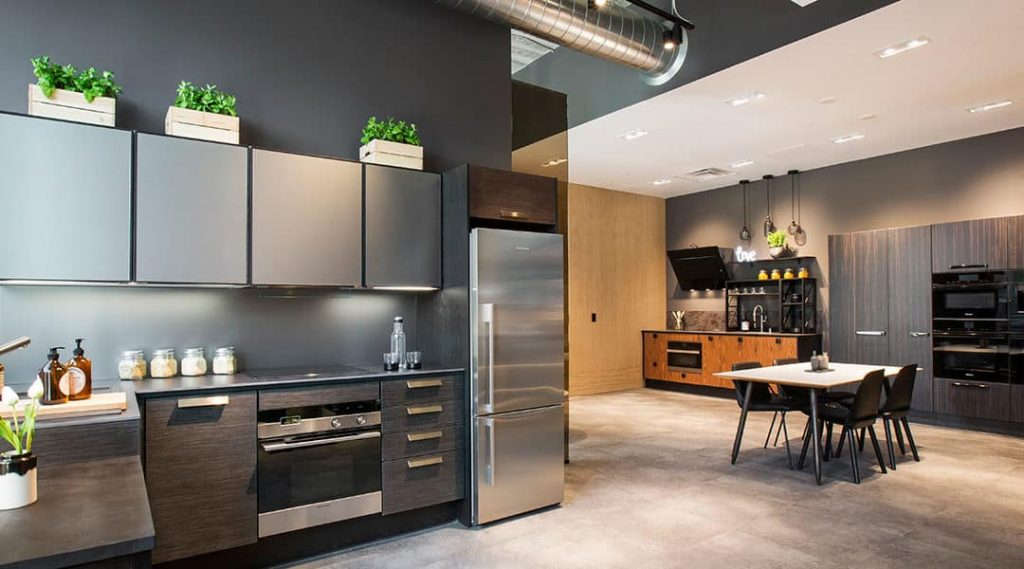 Reasons to go to kitchen showrooms